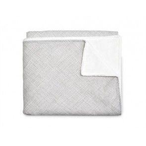Olli + Lime - Nest Blanket - Grey