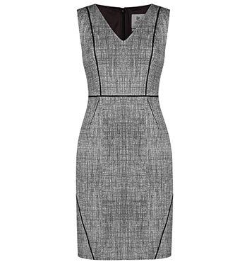 Atelier - Check Ponti Dress