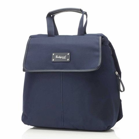 Changing Bags - Babymel Changing Bag - Harlow - Navy