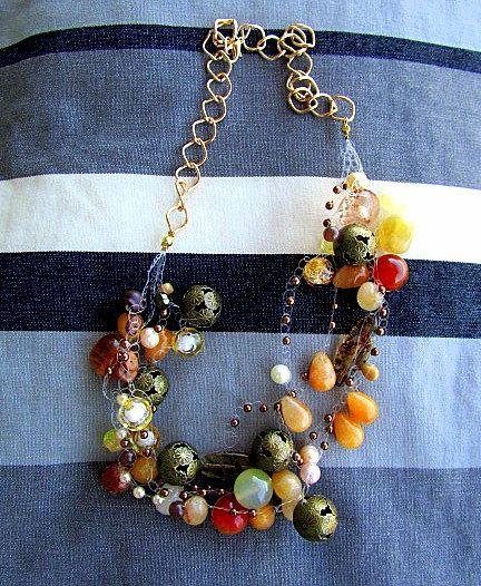 nylon necklace