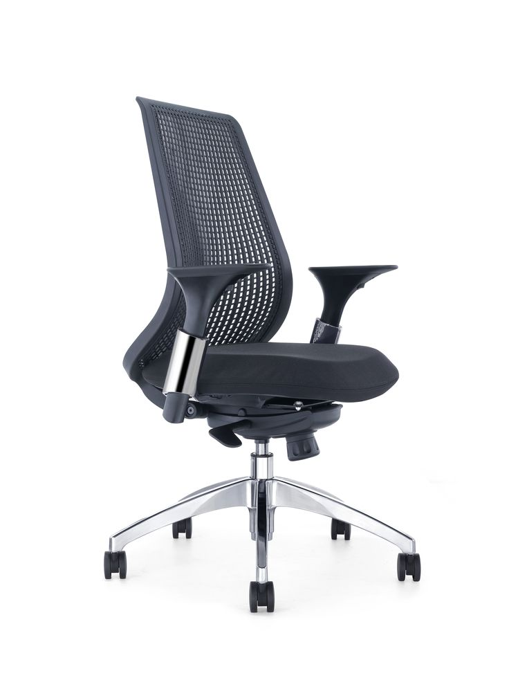 OTS Task Chair. With ergonomic design for user support and comfort, easy to use height adjustment and height adjustable armrests, the OTS Task Chair is AFRDI approved to Level 6 and is available with 3 options for seat and back finishes.