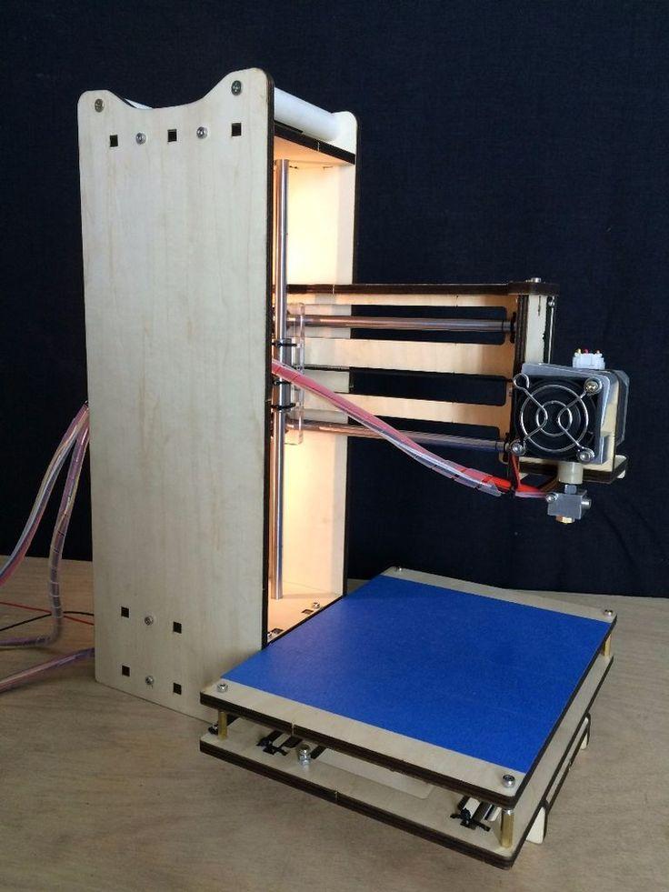 Building a 3D Printer Under 200 Build a 3d printer, 3d