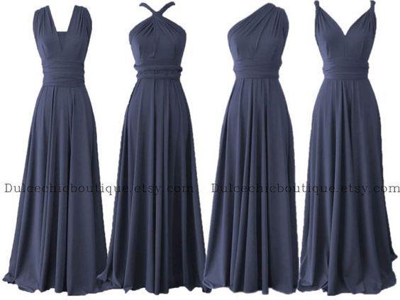 Summer dress Convertible Dress Infinity Dress Multiway Dress light Wrap dress…