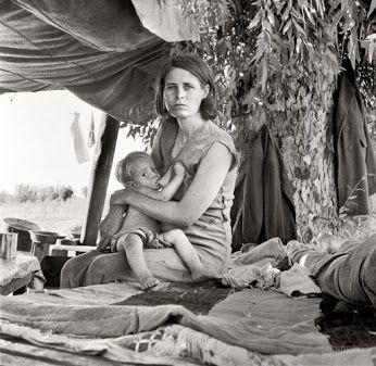 Dorothea Lange - California, during great depression