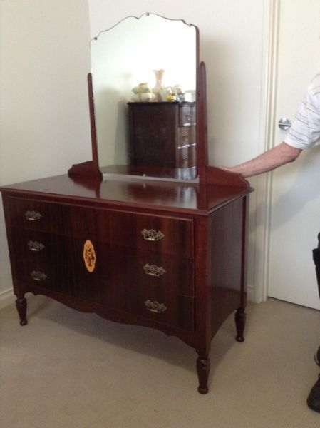 Antique Dressing Table South Perth Area Image 2