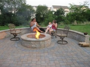 110 best patio images on pinterest   outdoor ideas, patio ideas ... - Patio Paver Ideas Landscaping