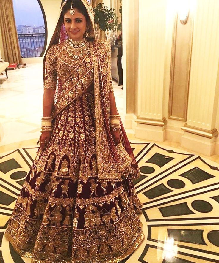 Enchanting Punjabi Wedding Outfits Ornament - Wedding Dress Ideas ...