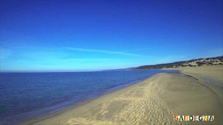 La Costa Verde della Sardegna: lungo la spiaggia e il mare di Piscinas