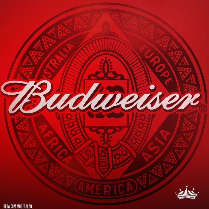 155 best images about budweiser the king of beers on for Budweiser logo tattoos