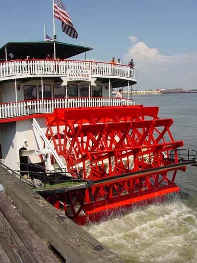 Ride Down The Mighty Mississippi On The Steamboat Natchez