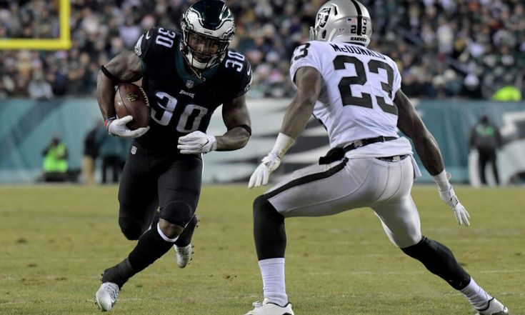 Ineffective running game suddenly problematic for Eagles = Suddenly, one of the strengths of the Philadelphia Eagles hasn't packed the same punch. While quarterback Carson Wentz ascended quickly to an NFL MVP candidate, the Eagles' running game took......