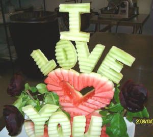 Sweet Sweet MelonPretty Parties, Sweets Sweets, Parties Ideas, Sweets Melon
