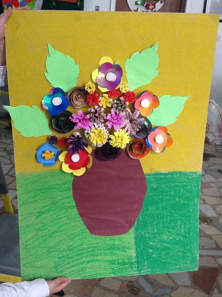 3.tr grade art project