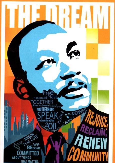Itsabouttimeteachers: MLK, Jr. Day Poem & Timeline