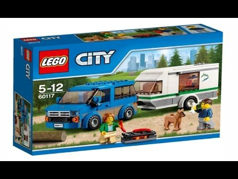 Lego City 60081 Pick Up Tow Truck Lego Speed Build Youtube