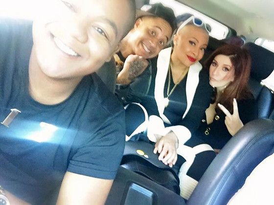 Raven-Symoné nous tease pour une réunion That's So Raven | HollywoodPQ.com