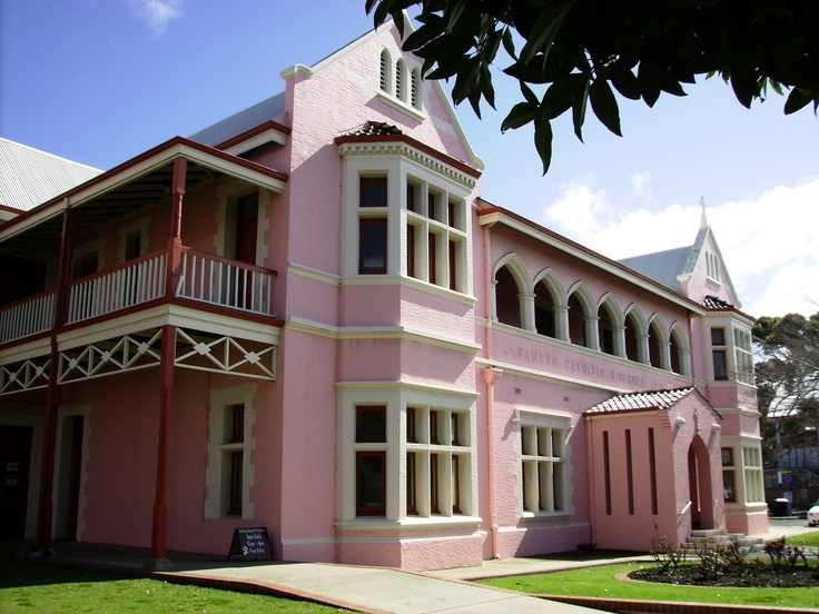 Literally steps away from our new home: Bunbury Regional Art Galleries, Bunbury, Western Australia.
