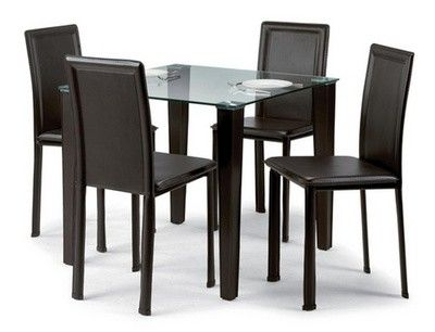 Charmant Buy Julian Bowen Quattro Dining Set Pieces) From Our Dining Table U0026 Chair  Sets Range At Tesco Direct. We Stock A Great Range Of Products At Everyday  Prices.