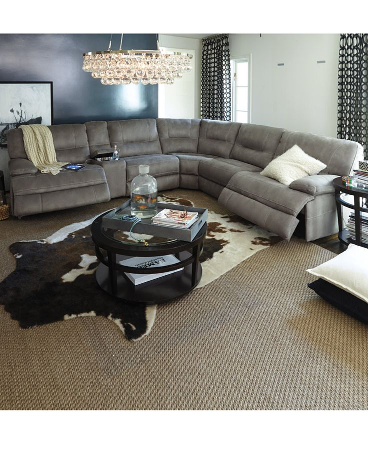 Sectional Sofas With Electric Recliners Sectional Sofas ...