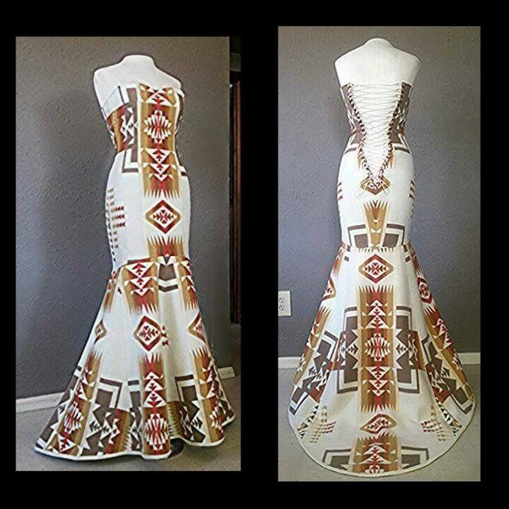 Indian American Prom Dress