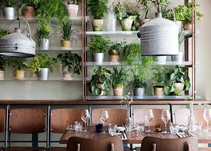 Vkst Nordic Restaurant Interior By Genbyg In Copenhagen Denmark