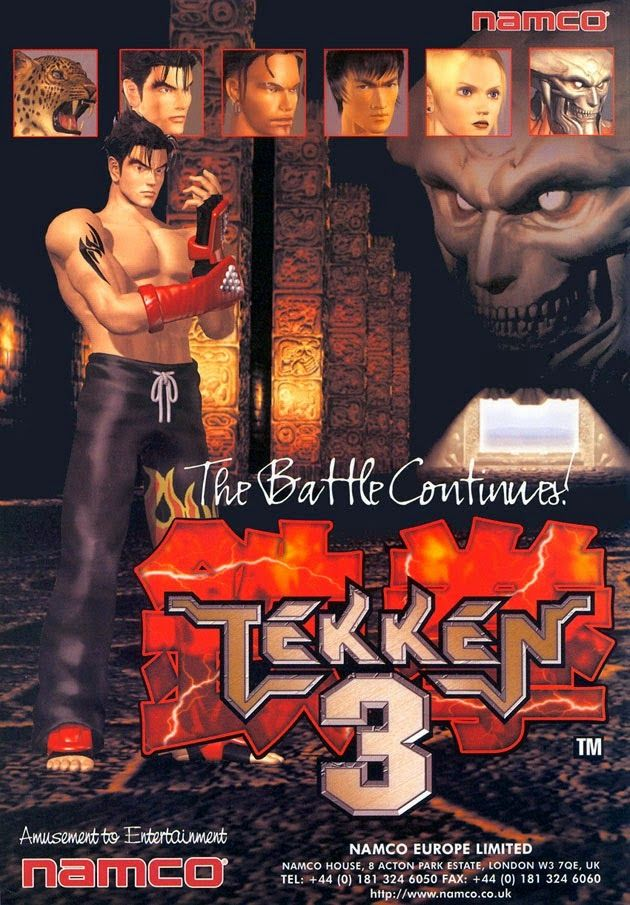tekken 3 game for pc full version