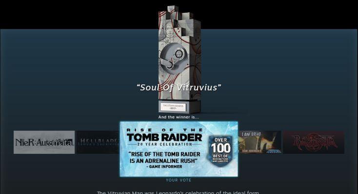 Rise of the Tomb Raider: Per i videogiocatori Lara Croft è il miglior personaggio del 2017  #TombRaider #TombRider #LaraCroft #Steam