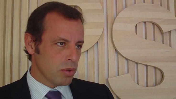 Detenido Sandro Rosell por supuesto blanqueo de capitales