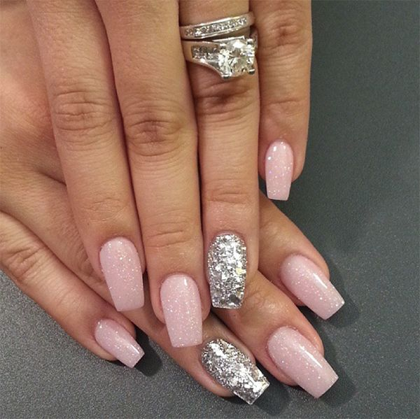 Manicures Sure to Show Off Your Engagement Ring | Wedding Blog, Wedding Planning Blog | Perfect Wedding Guide