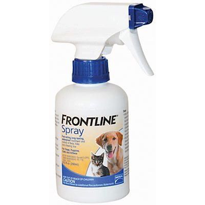 Flea and Tick Remedies 20749: Frontline Flea And Tick Spray - 250 Ml BUY IT NOW ONLY: $32.95