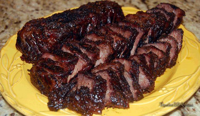 Texas-style boneless beef short ribs