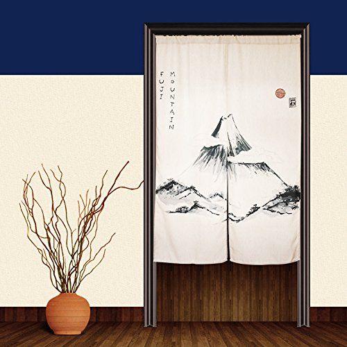 Japanese Noren Doorway Curtain - The Quick Gift