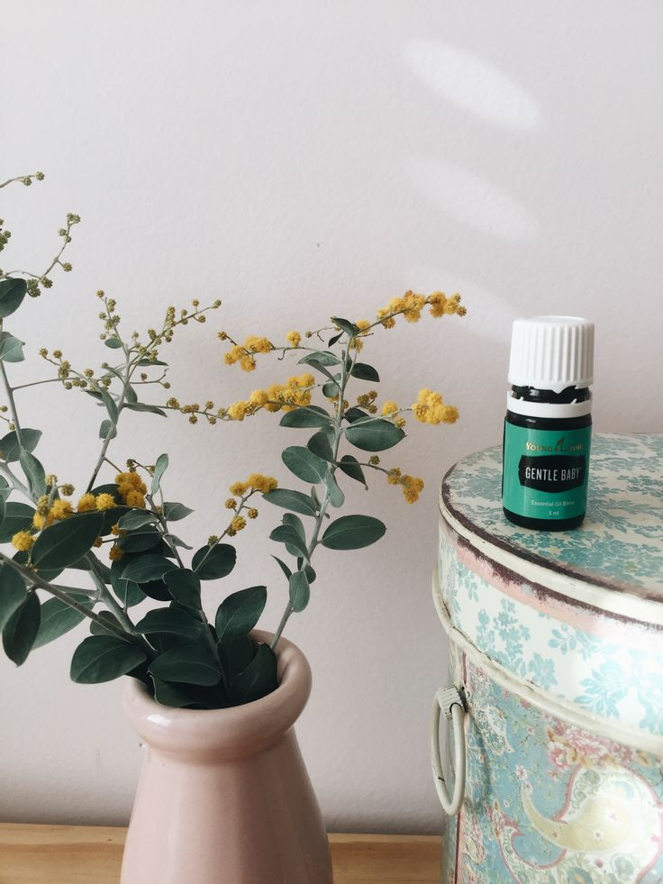 My favourite scent Gentle Baby Essential Oil Blend 🌸