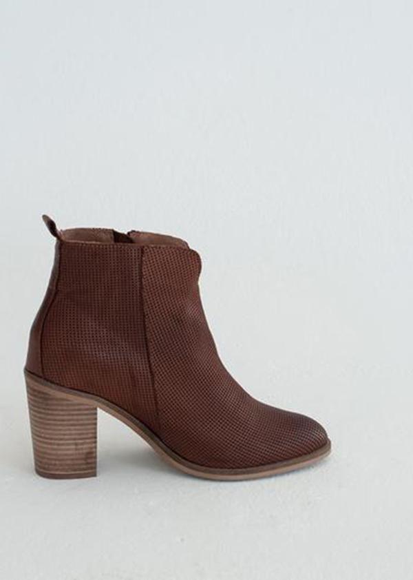 Notan Boots - Brandy