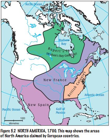 The French in Canada 1604-1759: From Government of NWT site