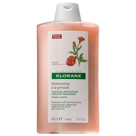 Klorane Shampoo a la Grenade Σαμπουάν με Ρόδι για Βαμμένα Μαλλιά 400ml. Μάθετε περισσότερα ΕΔΩ: https://www.pharm24.gr/index.php?main_page=product_info&products_id=2615