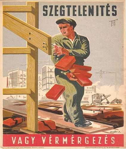 Hungary history  poster
