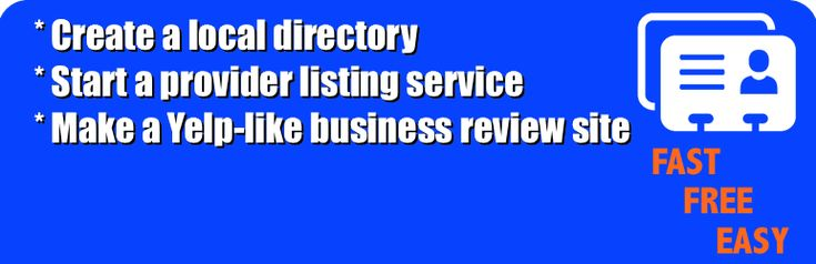 Business Directory Plugin - Build local directories, business provider listings, Yellow-Pages directories, Yelp-like review sections and much more!