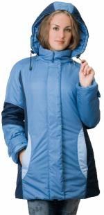 Спецодежда куртка утепленная вираж женская