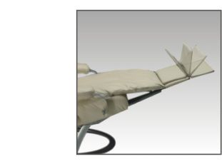 Acessórios para poltronas reclináveis - Extensor para peseira