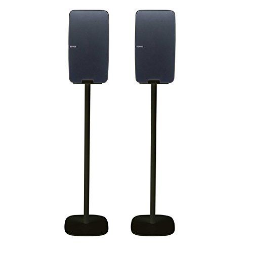 "Looking for a black floor stand for your Sonos Play 5 generation 2? Then you can contact Vebos. You order this standard to place your Sonos play 5 gen2 black in any room. WP Shields Up Unlimited OTO (WPMC2) [PLR] Instant Cash Magnet Biz In A Box OTO [PLR] Instant Cash Magnet ""Double Your... more details available at https://furniture.bestselleroutlets.com/game-recreation-room-furniture/tv-media-furniture/speaker-stands/product-review-for-vebos-floor-stand-sonos-play-5-gen-2-b"