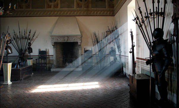 Castello Odescalchi di Bracciano - VISITE