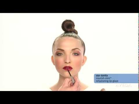 Aveda Makeup Tutorial: How to Create Ultra-Feminine Glamour with the Passion Flower Collection. http://aveda.cm/QdNtE