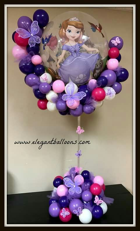 Party Decorations - Princess Sofia the First