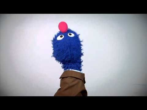 """Cookie Monster and Grover do their own musical... Hunger Games, The Avengers, Doctor Who, and The Newsroom. Oh that is too good. <-- Sonic highlighters go """"pew pew"""". Haha!"""