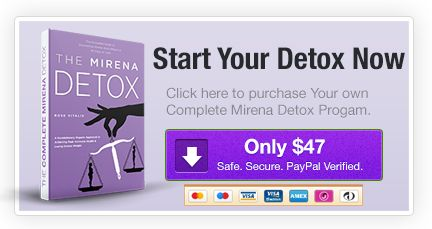 Mirena weight gain solution - Learn how to lose the weight you gained, avoid the mirena crash, and overcome your unbearable mirena side effects naturally.
