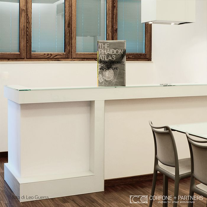 CORFONE+PARTNERS - Interior design Kitchen - I7 HOUSE