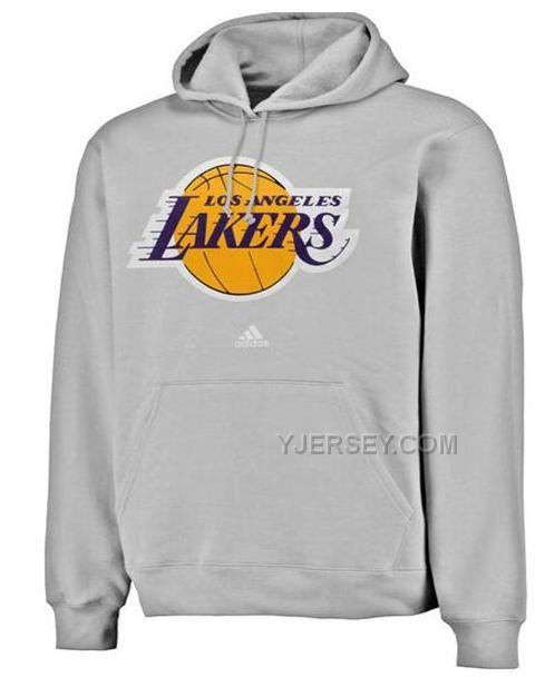 http://www.yjersey.com/nba-lakers-team-logo-grey-pullover-hoodie.html Only$48.00 #NBA #LAKERS TEAM LOGO GREY PULLOVER HOODIE Free Shipping!