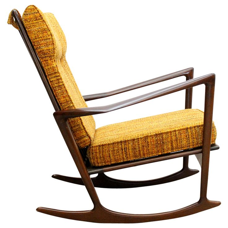1stdibs   Sculptural Rocking Chair By Kofod Larsen Explore Items From 1,700  Global Dealers At