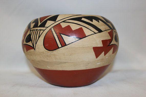 Pueblo Pottery : Very Nice Jemez Pueblo Pottery by CulturalPatina